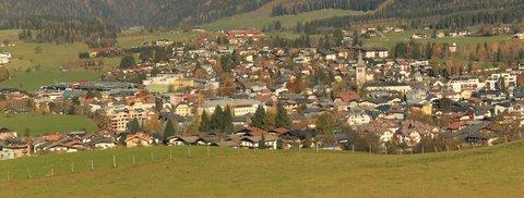 FOTKA - Vyhlídka Kühbühel a Ritzensee - Saalfelden