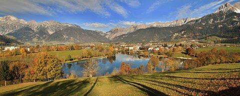 FOTKA - Vyhlídka Kühbühel a Ritzensee - Ritzensee