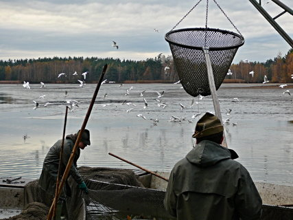 FOTKA - Rybáři...