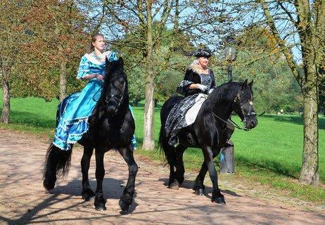 FOTKA - Na Hubertově jízdě nesmí chybět koně