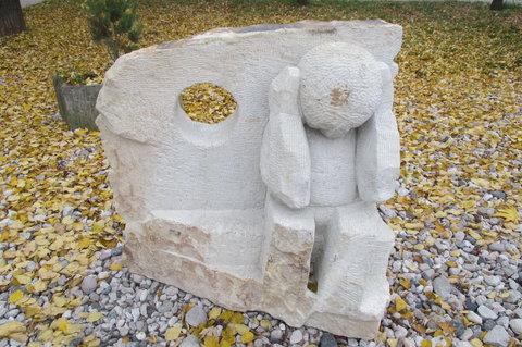 FOTKA - Kamenná socha