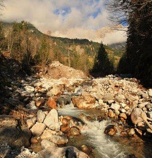 FOTKA - Triefen - Pohled k horám