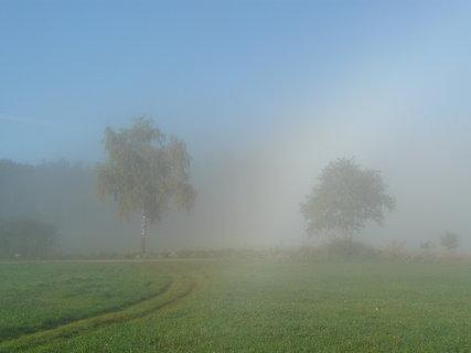 FOTKA - Mlžná duha - v 9,40 hod