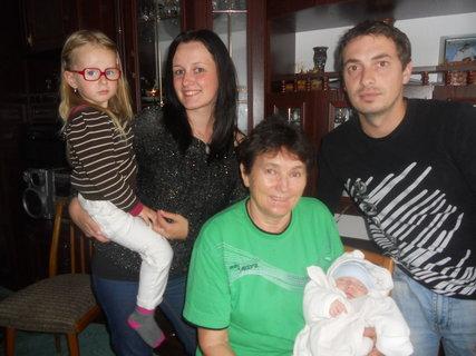 FOTKA - Další pravnouče od vnuka Jaroslava