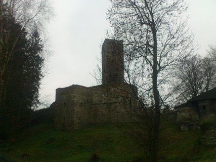 FOTKA - procházka k hradu Orlík u Humpolce