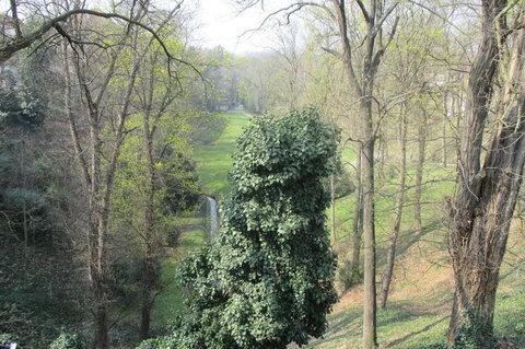 FOTKA - Ze zahrad Pražského hradu - Jelení příkop
