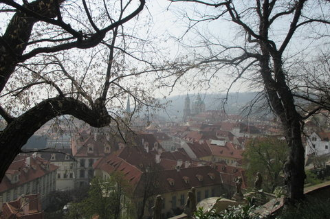 FOTKA - Ze zahrad pod hradem