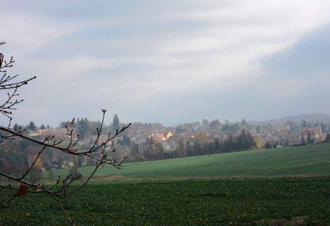 FOTKA - Cestou Čechami..Nepomuk v oparu