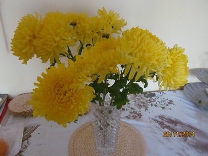 FOTKA - Žlutá výzdoba