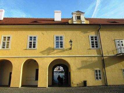 FOTKA - budova zámku ve Strakonicích