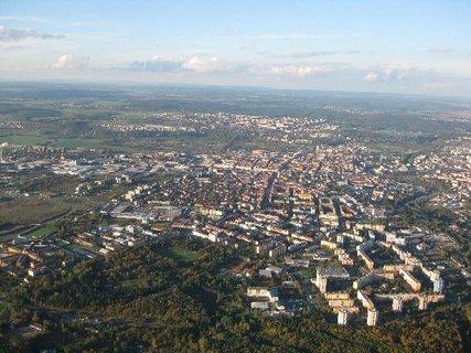 FOTKA - Plzeň jako na dlani