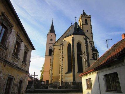 FOTKA - Bavorov..kostel