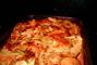 tvarůžky s cukinou a bramborem