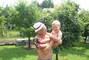 Péťa s dědou 2