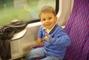 Jakoubek ve vlaku