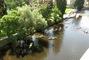 vodáci na Vltavě