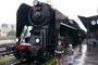 Výlet parní lokomotivou