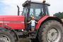 na traktoru