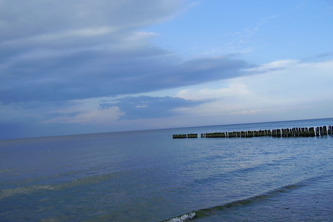 FOTKA - opět mořská hladina