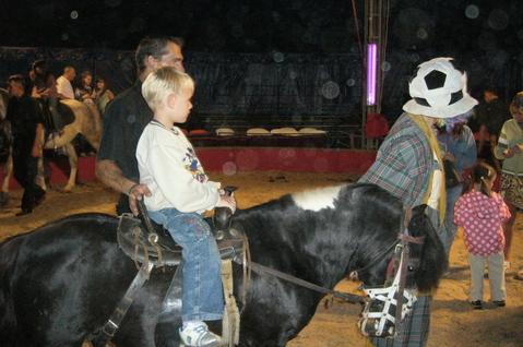 FOTKA - Daneček v cirkuse