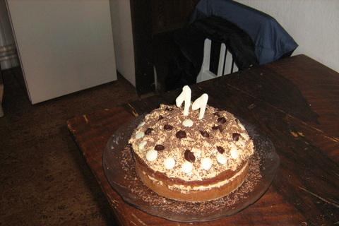 FOTKA - Narozeninový dortík