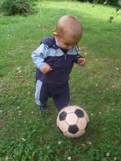 FOTKA - Bude fotbalista?