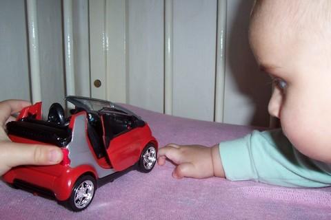 FOTKA - Jurášek s autem