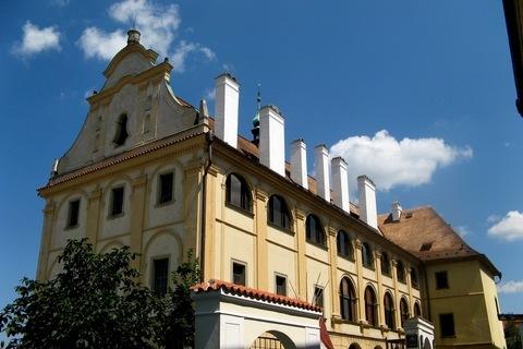 FOTKA - architektura �esk�ho Krumlova