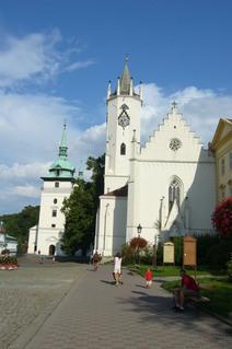 FOTKA - Představuji Teplice - Zámecké náměstí