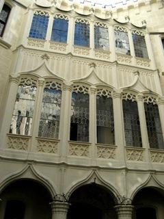 FOTKA - architektura zámku