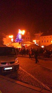 FOTKA - Rozvěcování vánočního stromku