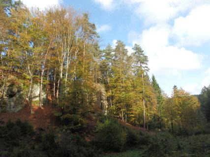 FOTKA - podzim na Kokořínsku