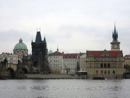 FOTKA - Staroměstská mostecká věž