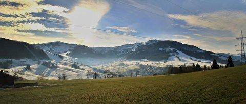 FOTKA - Procházka v okolí Maria Alm - Panorama údolí