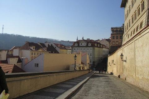 FOTKA - Z Hradčanského náměstí do Nerudovy ulice
