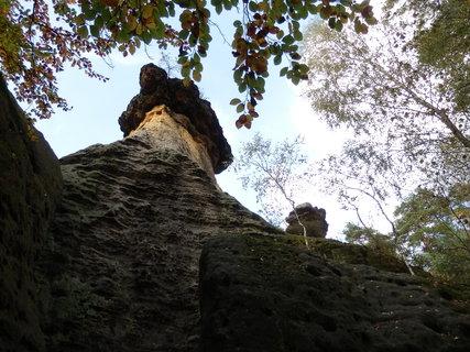 FOTKA - Pokličky - podzim na Kokořínsku, článek čeká na schválení
