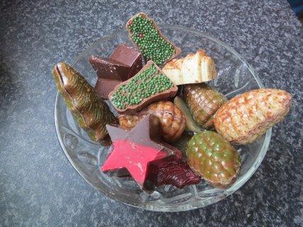 FOTKA - cokoladove bonbony