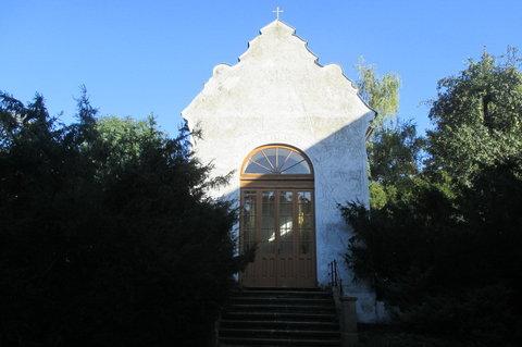 FOTKA - V říjnu bylo krásně, slunečno, zeleno...Petřín, Kaple Božího hrobu u Kostela sv. Vavřince