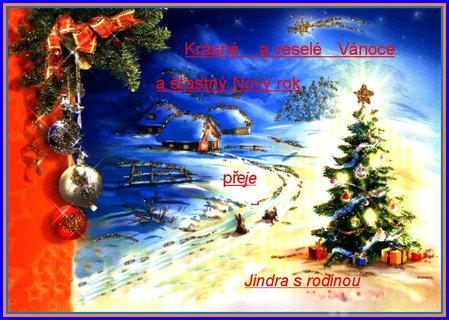 FOTKA - Vánoční přání