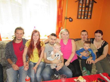 FOTKA - Vánoční setkání naší omladiny