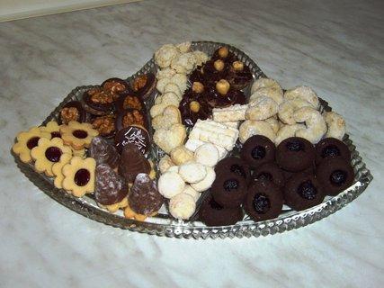 FOTKA - zbytek cukroví