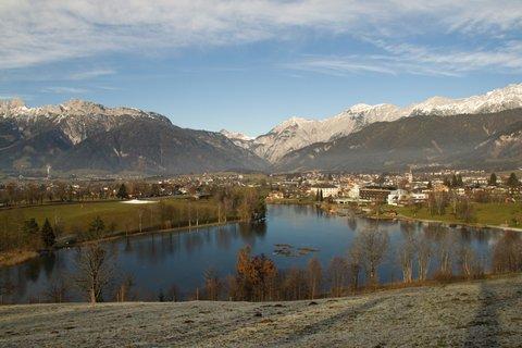 FOTKA - Štědrodenní procházka okolo Ritzensee - Ritzensee