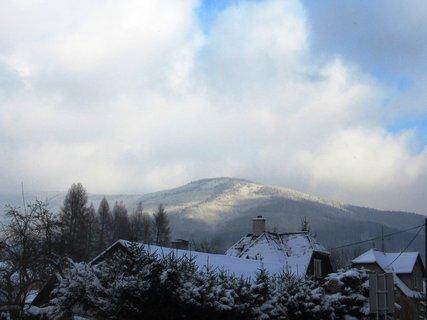 FOTKA - Rožnov pod Radhoštěm -Pohled k Radhošti