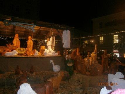 FOTKA - Betlém  večer