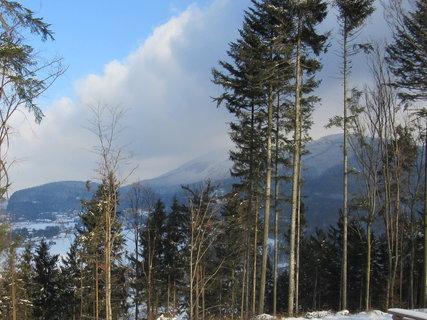 FOTKA - pohled z Jurkovičovi rozhledny