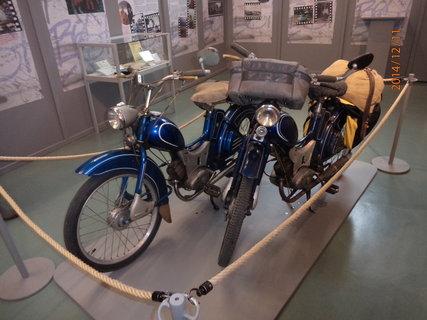 FOTKA - staré motorky