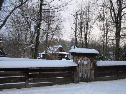 FOTKA - Valašské muzeum v přírodě..plot