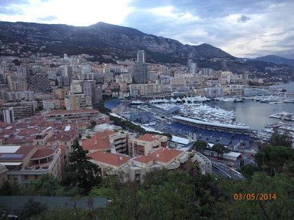 FOTKA - skoro celé Monako