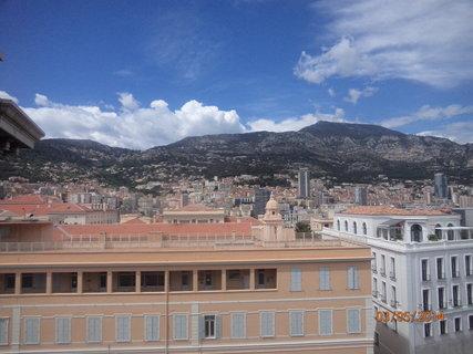 FOTKA - ze střechy oceánografického muzea v Monaku