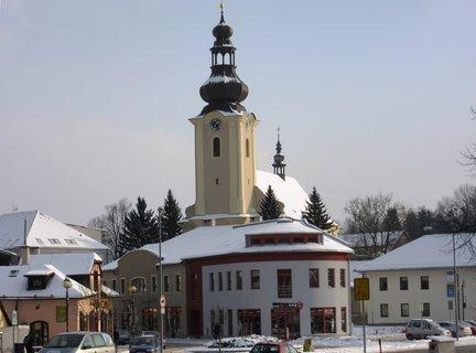 FOTKA - Rožnov pod Radhoštěm -kostel